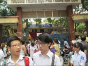 """Giáo dục - du học - Choáng với tỷ lệ """"chọi"""" vào lớp 10 THPT tại Hà Nội"""