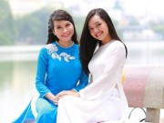 Bạn trẻ - Cuộc sống - Chị em xinh đẹp, tài năng của 9x tặng hoa TT Obama
