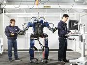 Ô tô - Xe máy - Hyundai phát triển người sắt siêu khỏe làm gì?