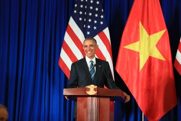 Tổng thống Obama: Quốc hội Mỹ chắc chắn sẽ thông qua TPP - 1