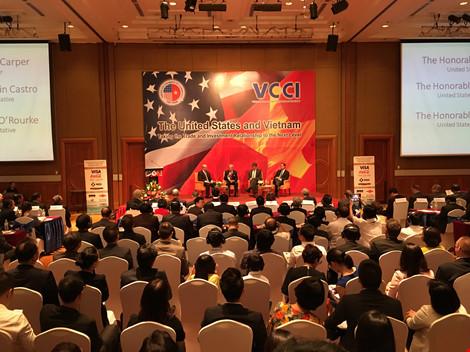 Việt - Mỹ nâng tầm quan hệ thương mại, đầu tư - 1
