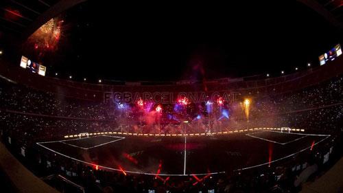 Barca mở tiệc mừng đại công, Neymar nói hạnh phúc - 2