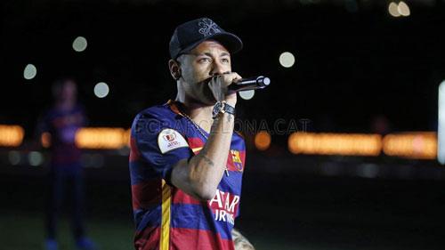 Barca mở tiệc mừng đại công, Neymar nói hạnh phúc - 9