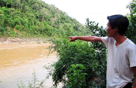 Tắm sông, học sinh mẫu giáo chết đuối thương tâm - 1