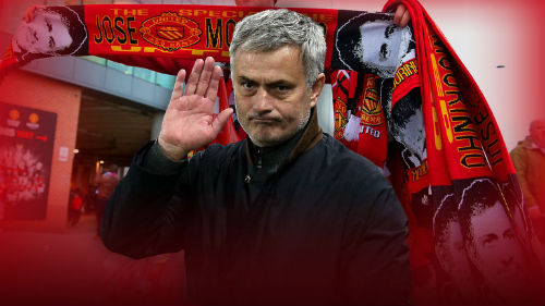 """Mourinho – MU: Khi """"duyên trời"""" đã định - 1"""