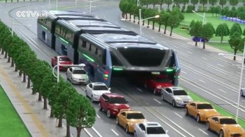 """Xe buýt """"kịch độc"""" sắp ra mắt ở Trung Quốc - 1"""