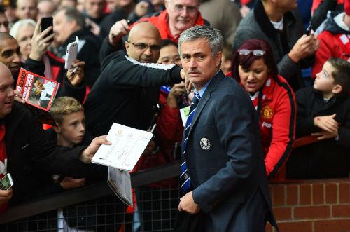 """Mourinho – MU: Khi """"duyên trời"""" đã định - 2"""