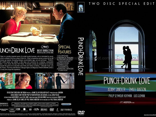 Trailer phim: Punch-Drunk Love - 1