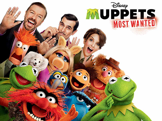 Trailer phim: Muppets Most Wanted - 1