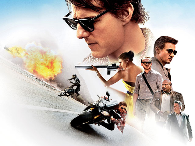 Trailer phim: Mission Impossible: Rogue Nation - 1