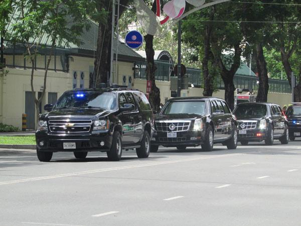 Tổng thống Obama đến TP.HCM - 44