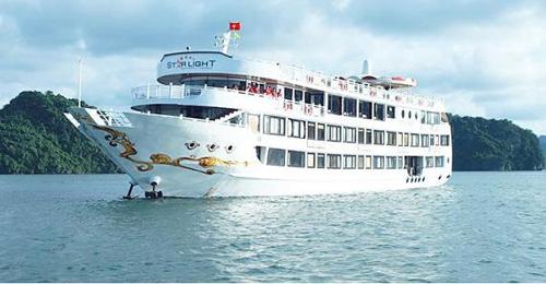 Trải nghiệm vịnh Bái Tử Long trên du thuyền 5 sao Starlight Cruise - 1