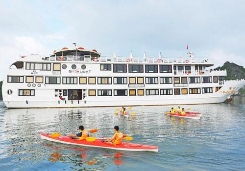 Trải nghiệm vịnh Bái Tử Long trên du thuyền 5 sao Starlight Cruise - 3