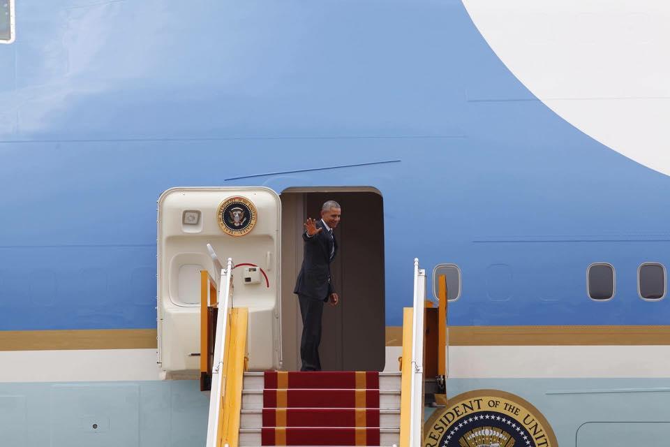 Tổng thống Obama đến TP.HCM - 48
