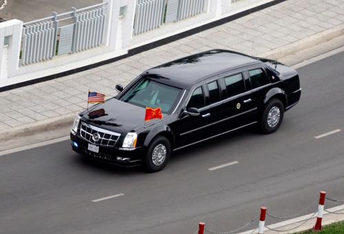 Tổng thống Obama đến Sài Gòn - 10