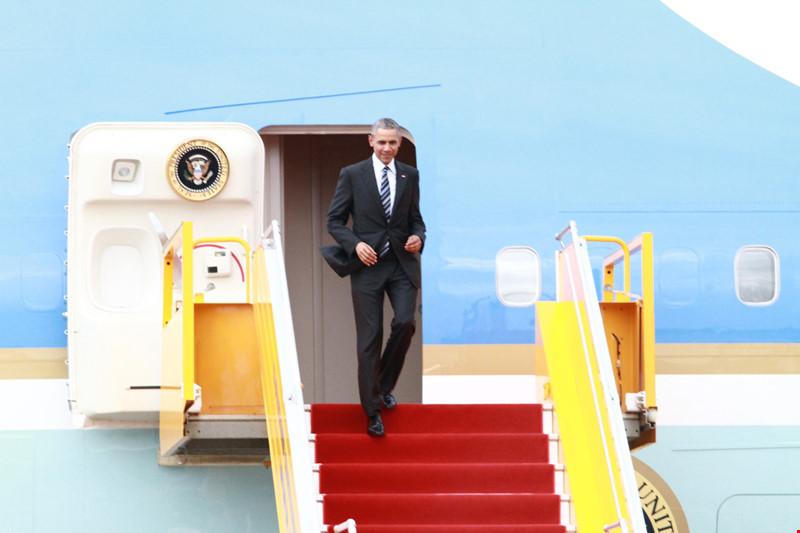 Tổng thống Obama đến TP.HCM - 14