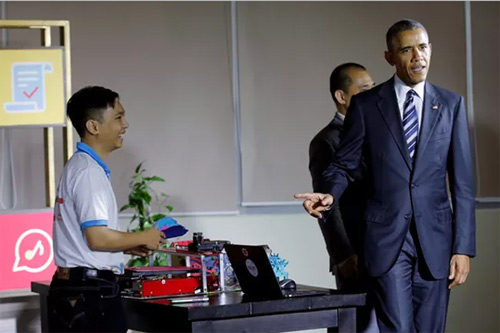 Obama den sai gon, tong thong obama den tphcm - 3