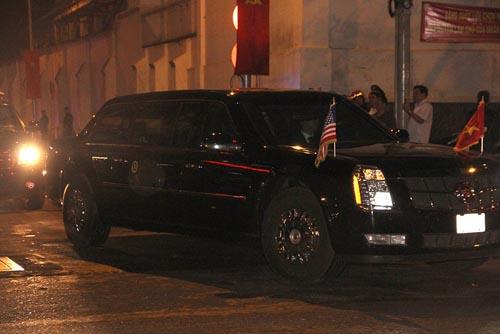 Obama đến TP Hồ Chí Minh - Trực tiếp Obama đến TPHCM - 1