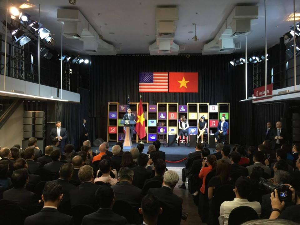 Tổng thống Obama đến Hồ Chí Minh - 5