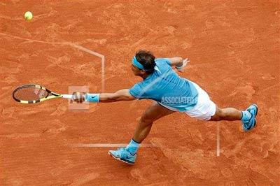 Chi tiết Nadal - Sam Groth: Đụng phải khắc tinh (KT) - 5