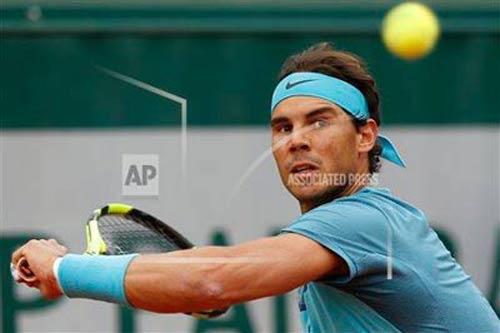 Nadal – Groth: Tốc độ như thần (Vòng 1 Roland Garros) - 1