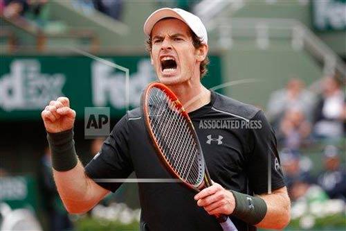 Murray – Stepanek: Bừng tỉnh sau cơn mê (Vòng 1 Roland Garros) - 1