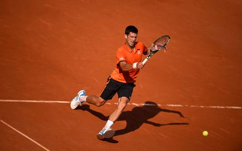 Djokovic – Lu Yen-Hsun: Lực bất tòng tâm (Vòng 1 Roland Garros) - 1