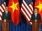 Video An ninh - Clip: Toàn cảnh cuộc họp báo quốc tế Việt Nam - Hoa Kỳ