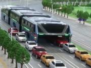 """Xe buýt """"kịch độc"""" sắp ra mắt ở Trung Quốc"""