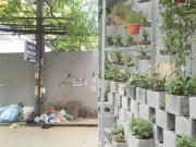 """Bãi rác """"dọn 10 năm không sạch"""" thành vườn hoa lý tưởng"""