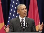 Tin tức trong ngày - Bài phát biểu đậm chất thơ ca gây xúc động mạnh của TT Obama