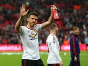 Bóng đá - Tin HOT tối 24/5: Arsenal xếp hàng chờ Carrick