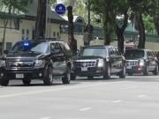 Tin tức trong ngày - Khám phá dàn siêu xe chở Tổng thống Obama ở Sài Gòn