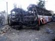 Vụ cháy xe 12 người chết: Tài xế ăn bún khi đang chạy xe