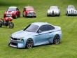 BMW 2002 Hommage concept -  Tái hiện một huyền thoại bất hủ
