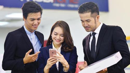 iPhone mạng MobiFone đã dùng được 4G - 1
