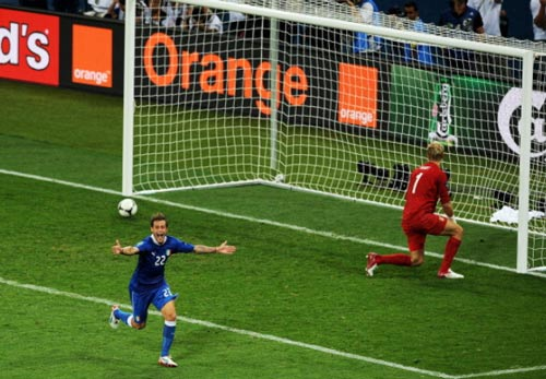 """""""Loạt đấu súng"""" tại EURO: Ác mộng của tuyển Anh - 1"""