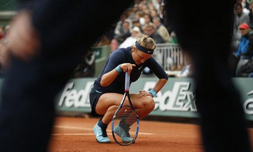 Roland Garros ngày 3: Niềm vui các tay vợt chủ nhà - 2