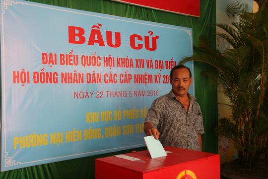 Ông Nguyễn Bá Cảnh trúng cử đại biểu HĐND TP Đà Nẵng - 1
