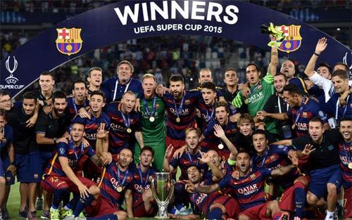 Barca & 10 trận đấu khó quên ở mùa giải 2015/16 - 1