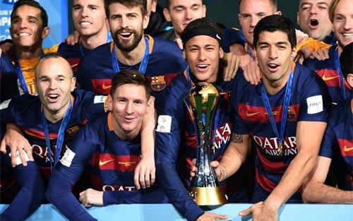 Barca & 10 trận đấu khó quên ở mùa giải 2015/16 - 2