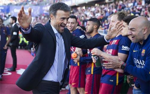 Barca & 10 trận đấu khó quên ở mùa giải 2015/16 - 4