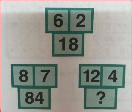 Bài toán hóc búa: Tìm quy luật để điền số thích hợp vào dấu ? - 1