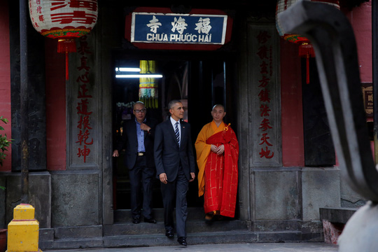 Tổng thống Obama đến Việt Nam - 4