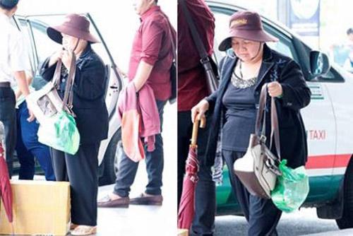 Mẹ Minh Béo lặng lẽ đến Mỹ trước ngày diễn ra phiên tòa - 1