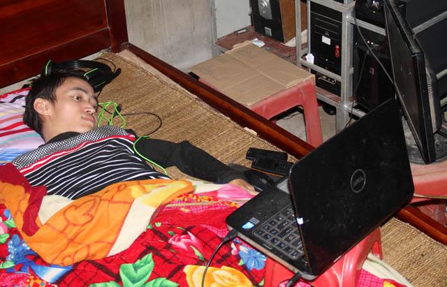 Chuyện tình cổ tích của chàng trai liệt giường - 1