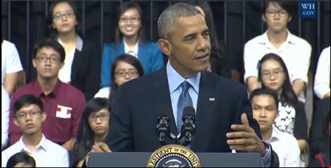 Tổng thống Obama: Biết sửa sai mới phát triển - 14
