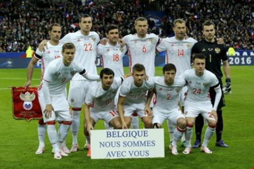 Nga đưa mục tiêu khiêm tốn tại VCK Euro 2016 - 1