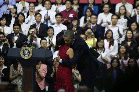 Tổng thống Obama: Biết sửa sai mới phát triển - 13