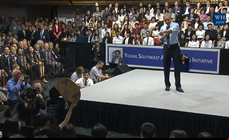 Tổng thống Obama: Biết sửa sai mới phát triển - 9